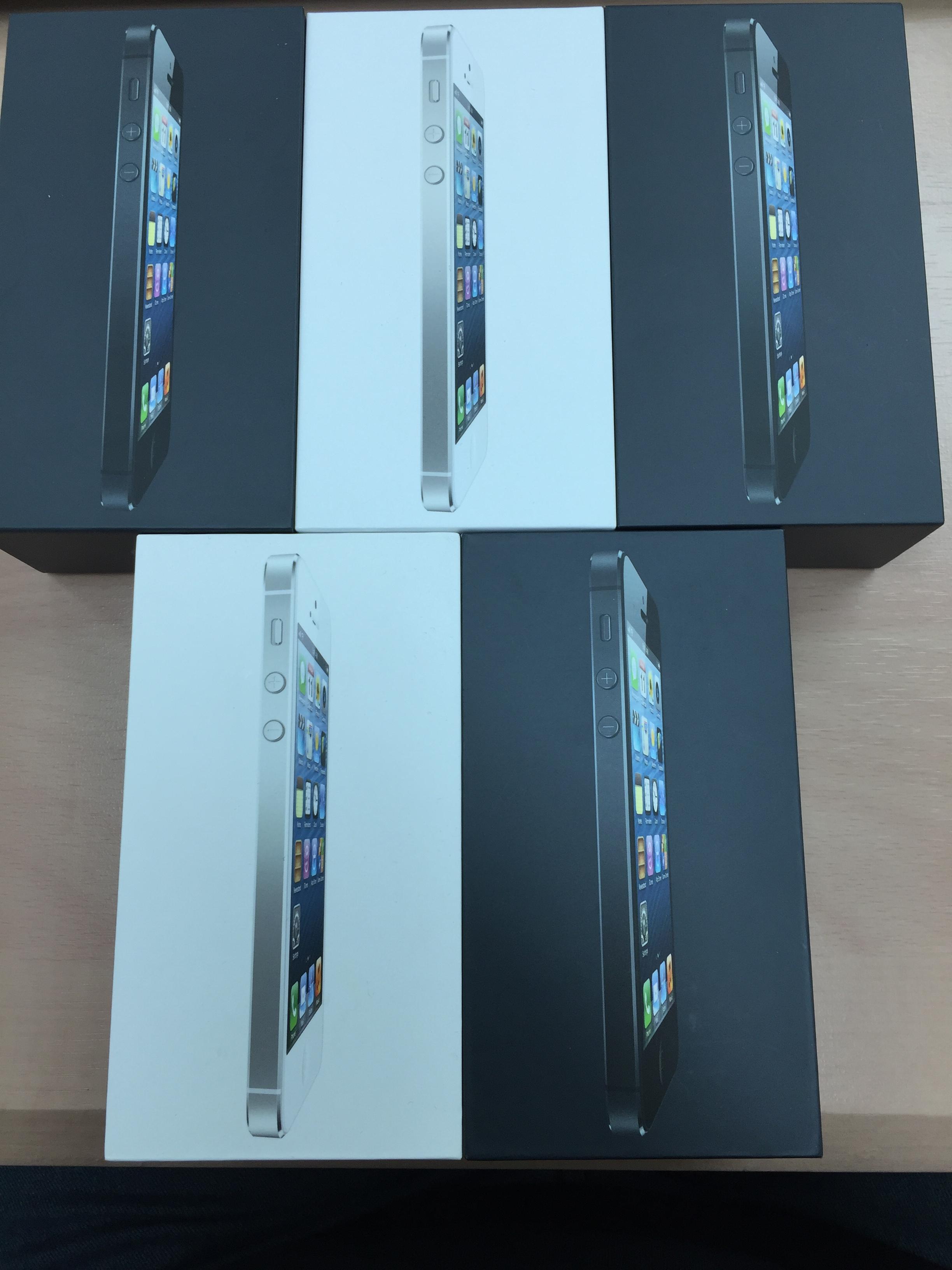 iPhone5 新品 001