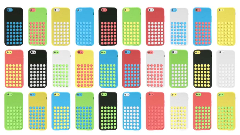 iphone5cケース