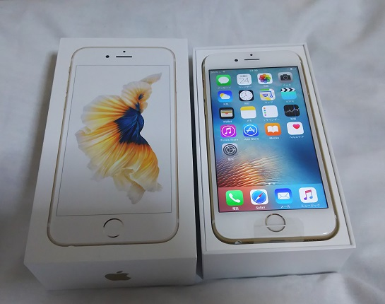 iPhone6s 新品