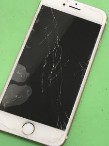 iPhone7画面割れ買取